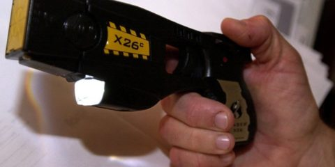 New Jersey stun gun ban struck down