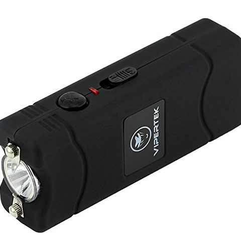 Mini Electric Shock Defense Stun Gun